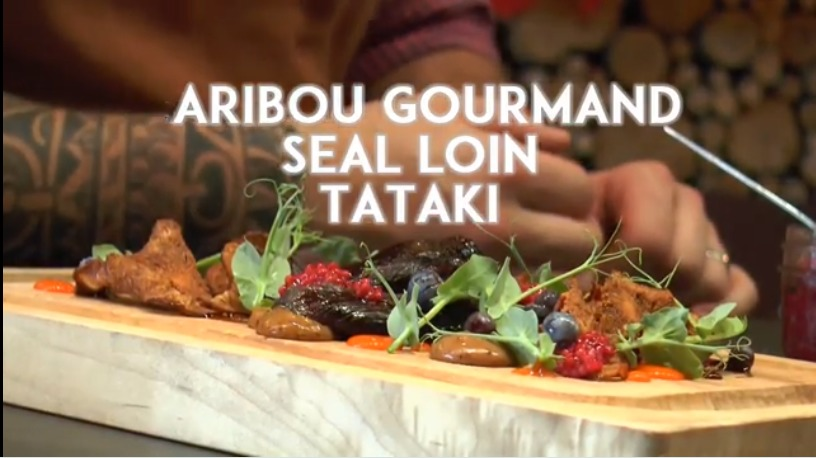 Seal meat video 3