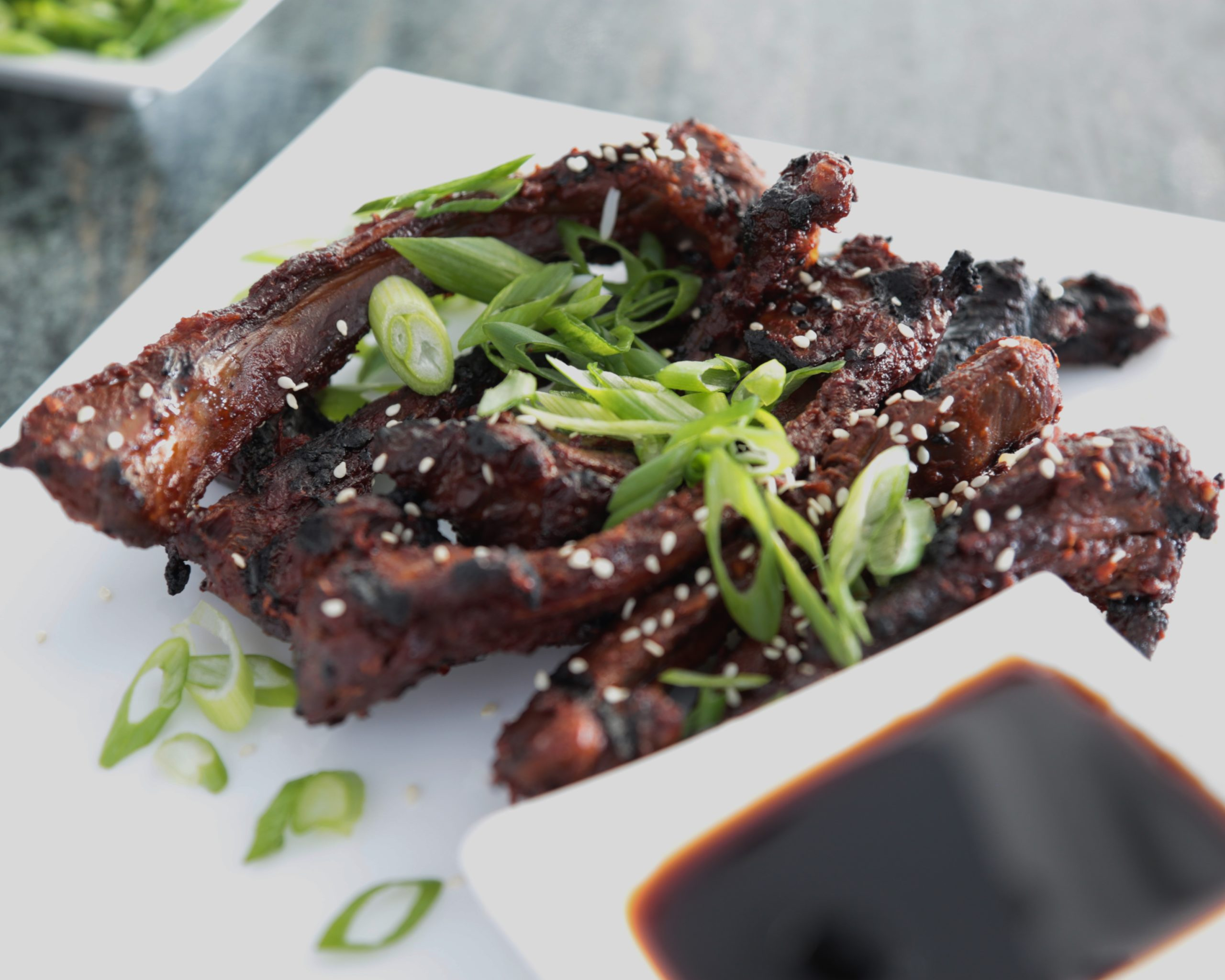 SeaDNA Seal Meat Ribs prepared by Canada Smartest Kitchen