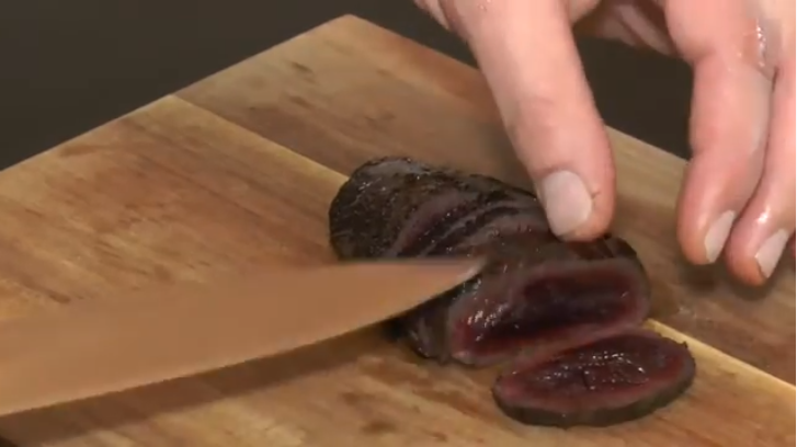 Seal Meat video