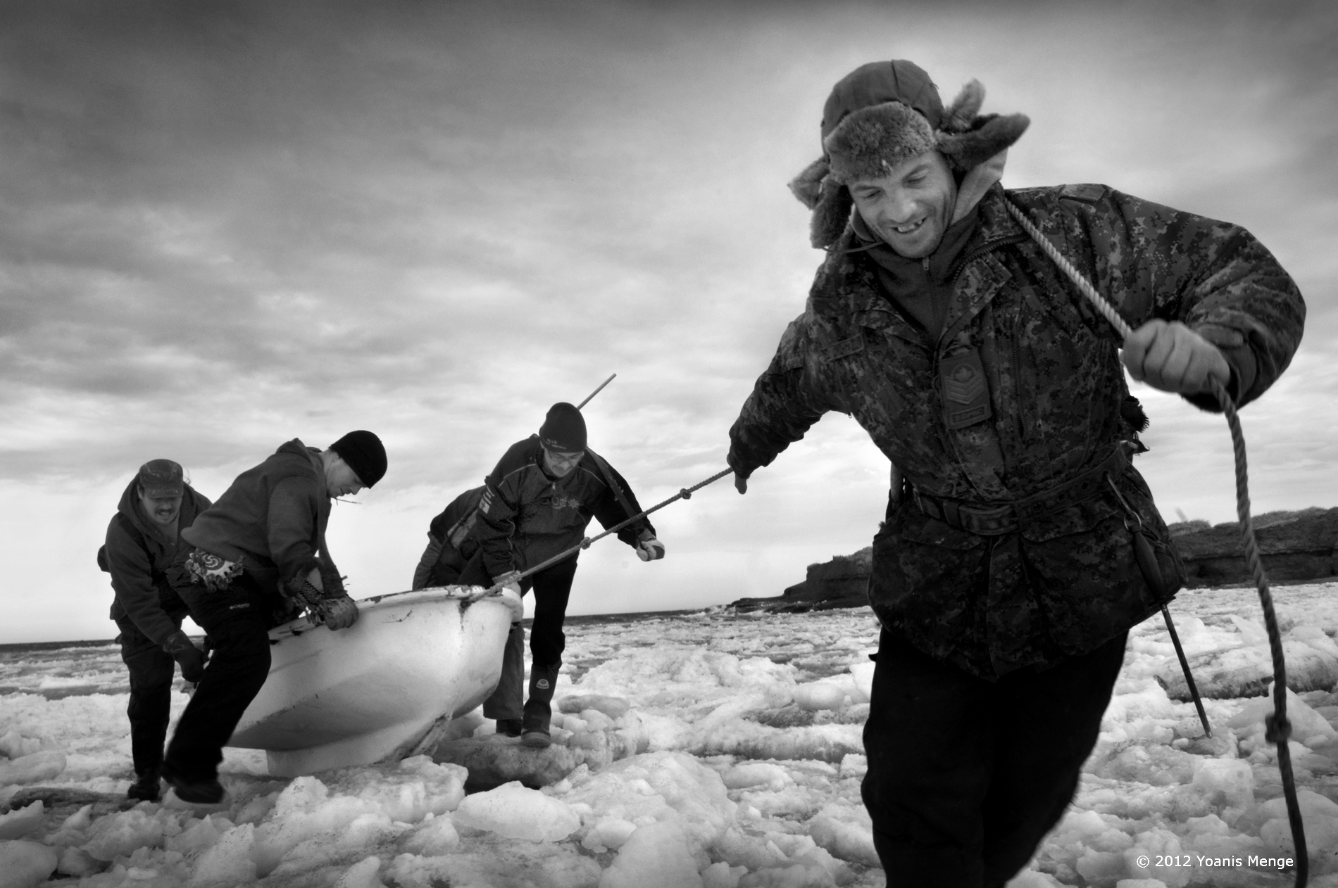 Seal Harvest Yoanis Menge 2012 (1)