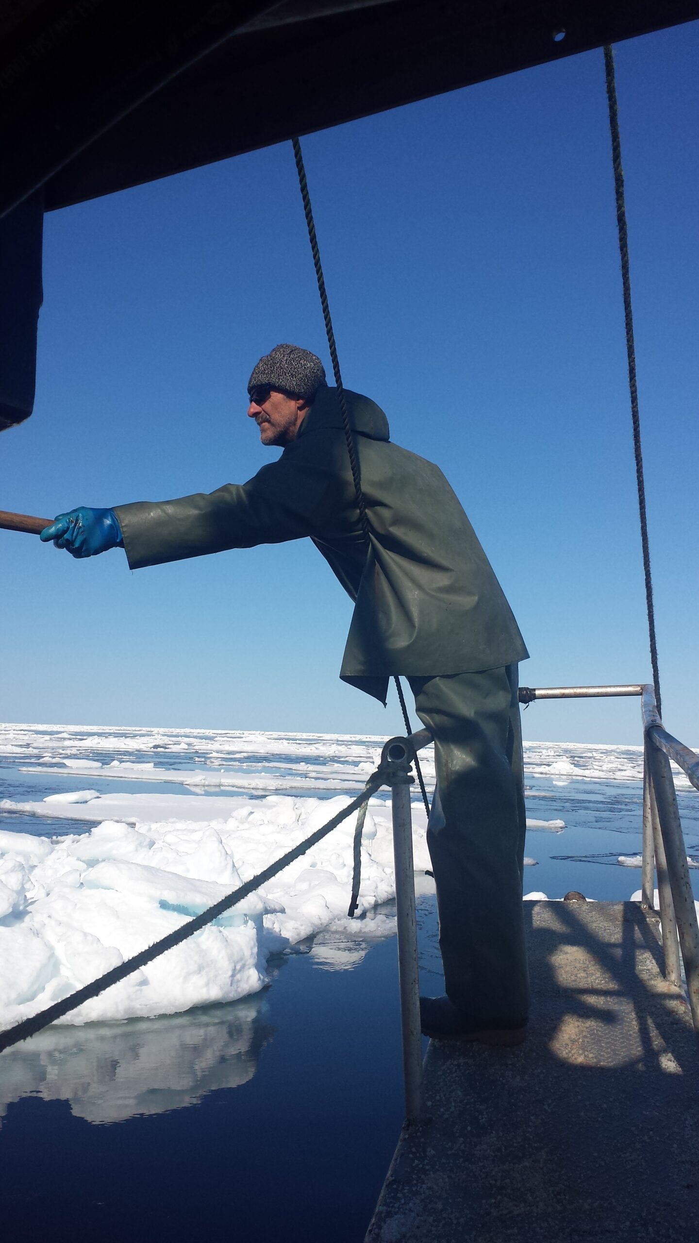 Seal Harvest (38)- Anne Troake Filmmaker - Canadian Seal Products